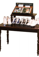 Pro Shop Table Display