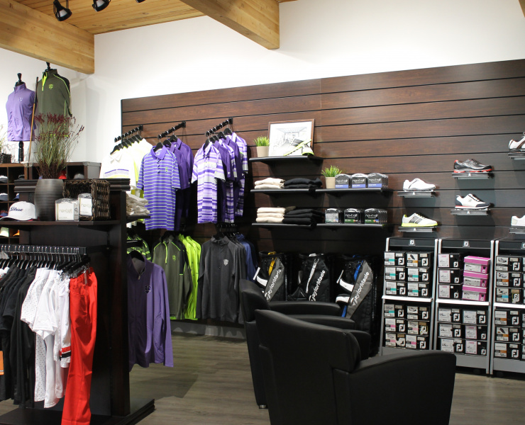 golf pro shop design